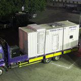 Containerized тепловозный комплект генератора 1688kVA с двигателем Perkins