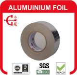 Aluminium a prova di fuoco Foil Tape per Flexible Ducts
