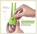 Bon haut-parleur portatif imperméable à l'eau sain de Bluetooth avec la carte de FT supportée (ID6015)