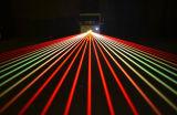 Lasers novos profissionais da luz de céu