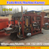 Bloc automatique concret hydraulique faisant la machine à paver de machine formant la machine