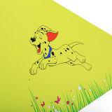 De Middelgrote en Kleine Hond van de opbrengst van het Binnen Houten Huis van het Huisdier