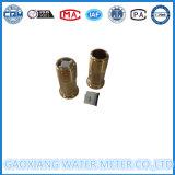 Acoplamientos de medidores de agua con válvula de retención