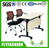 Populäres Folding Training Study Table mit Wheels