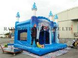 De Opblaasbare Sneeuw van het Thema van de prinses Koningin Castle Toy voor Bevroren Verkoop