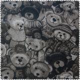 Couro do falso de Pateern da panda da forma da alta qualidade para a sapata, saco (S238080YS)