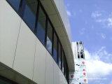 외부 훈장, 벽 클래딩, 정면을%s Globond 4mm PVDF 알루미늄 합성 위원회