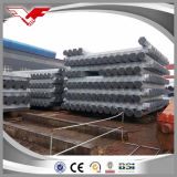 Tubi circolari strutturali galvanizzati