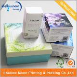 Boîte en papier d'emballage extérieur cosmétique OEM (QYZ031)
