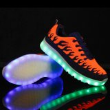 2016 nieuwe LEIDENE die van de Vrije tijd van de Aankomst Lichten voor Schoenen in Jinjiang in China worden gemaakt