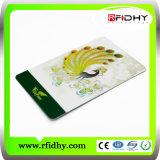 Tarjeta de ID / RFID LF / HF / UHF RFID Tarjeta de Larga Distancia Empleado Tarjeta de Identificación