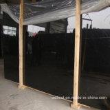 Nero Marquina/слябы черных плиток Marquina мраморный мраморный