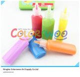 6*12ml Non Toxic Acrylic Paint in Plastic Bottle für Artist Student
