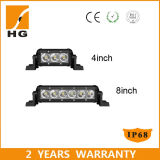 12inch 27W de alta calidad LED Light Bar para Jeep (HG-8610-27)