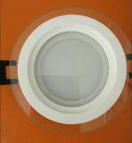 3W luz redonda/cuadrada de SMD de la dimensión de una variable LED del panel