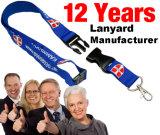 Manufacturer professionale di Lanyard con Logo Design