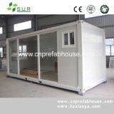 Casa modular del envase de la estructura de acero 20feet