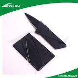 Нож безопасности кредитной карточки складывая с снабжением жилищем ABS