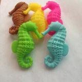 Neuer Entwurfs-Seepferden-/Hippocampe Form-Silikon-Tee Infuser