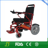 Steuerknüppel-Controller-faltbarer Strom-Rollstuhl-Hersteller