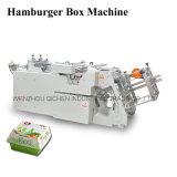 Machine facile de fabrication de cartons d'emballage de qualité d'exécution (QH-9905)