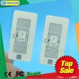MODIFICA del contrassegno dell'autoadesivo di frequenza ultraelevata RFID della mpe GEN2 Monza 4D per il managedment astuto del pacchetto