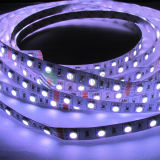 Tira flexible 5050 los 30LEDs/M de la tira LED del RGB