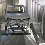 차를 위한 전기 이동법 코팅 기계 또는 선