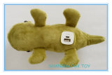 Plush Dinosaur Set Mobile Battery Chargeur USB
