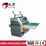Máquina que lamina de la película hidráulica manual