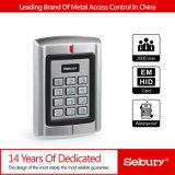 Автономный 2 регулятор доступа Wiegand кнопочной панели двери RFID