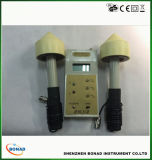 マイクロウェーブ放射および空間的なエネルギー携帯用テスト器械Ml91