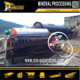 A maquinaria do processamento mineral do minério do ouro remove o separador magnético do ouro do ferro
