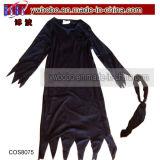 El carnaval de Víspera de Todos los Santos del fantasma del traje del partido viste la decoración del día de fiesta (COS8075)
