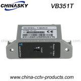 De Toebehoren 1-CH Actieve VideoBalun van kabeltelevisie van het toezicht via UTP (VB351)