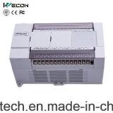 Wecon 60 I/O PLC van de Levering van de Wisselstroom Impuls Jitter van de Steun en e-Nok