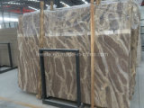 Hot Sale Chinese Natural Butterfly Red Marble Slab com boa qualidade