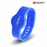 Bracelet d'IDENTIFICATION RF de silicium du Topaz 512
