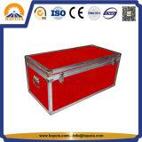 주문을 받아서 만들어진 저장 상자 알루미늄 상자 위장 패턴 또는 빨강 파란 공구 상자 (HF-1208)