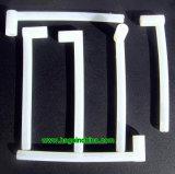 100% hauts tuyaux transparents en caoutchouc de silicium de catégorie comestible