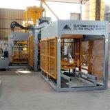 Automatischer konkreter Kleber-Ziegelstein \ Block, der Maschine/Maschinerie herstellt