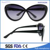 De nieuwe Zonnebril van de Dames van de Vlinder van de Manier Plastic Goedkope