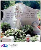 De natuurlijke Grafsteen van de Engel van het Graniet van de Steen Keizer Snijdende voor Herdenkings/Begrafenis