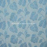 Nuevo patrón de flor del alto grado de jacquard tela de la cortina