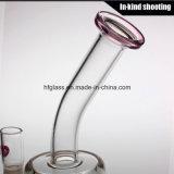 Vasca di gorgogliamento di vetro di Toro del tubo di fumo