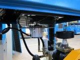 공기는 회전하는 기름에 의하여 기름을 바른 산업 나사 압축기를 냉각했다