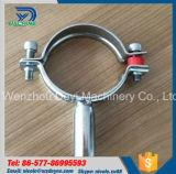 Ss304衛生学の円形の管のハンガー