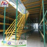 Heavy Duty Mezzanine de rayonnage avec escalier (GLSHJ-02)