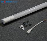 T8 LEDの統合されたレーダーのマイクロウェーブセンサーの管ライト(LJ-T8LDA-9W、LJ-T8LDA-18W)