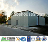 Ventilation Frame/H Section Steel Structure Building/House/Garage
